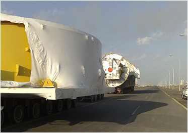 Four Winds Saudi Arabia | Reliable Movers Jeddah