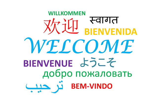 Languages-Welcome