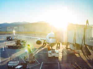 Plane - air freight
