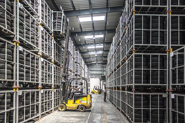 Freight forwarding companies in Dammam take care of everything, just like this huge storage solution.