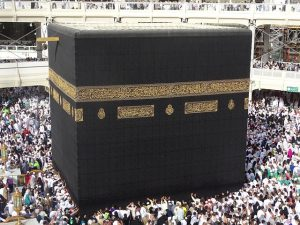 Praying in Mecca - you should prepare for it when living and working in Saudi Arabia
