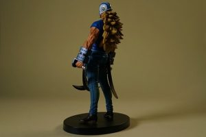 figurine of killer from one piece