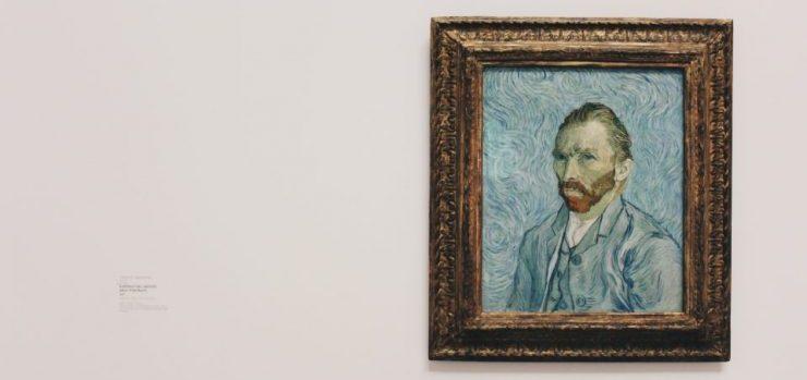 Van Gogh's autoportret