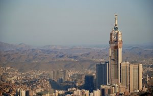Mecca one of the best cities to live in Saudi Arabia