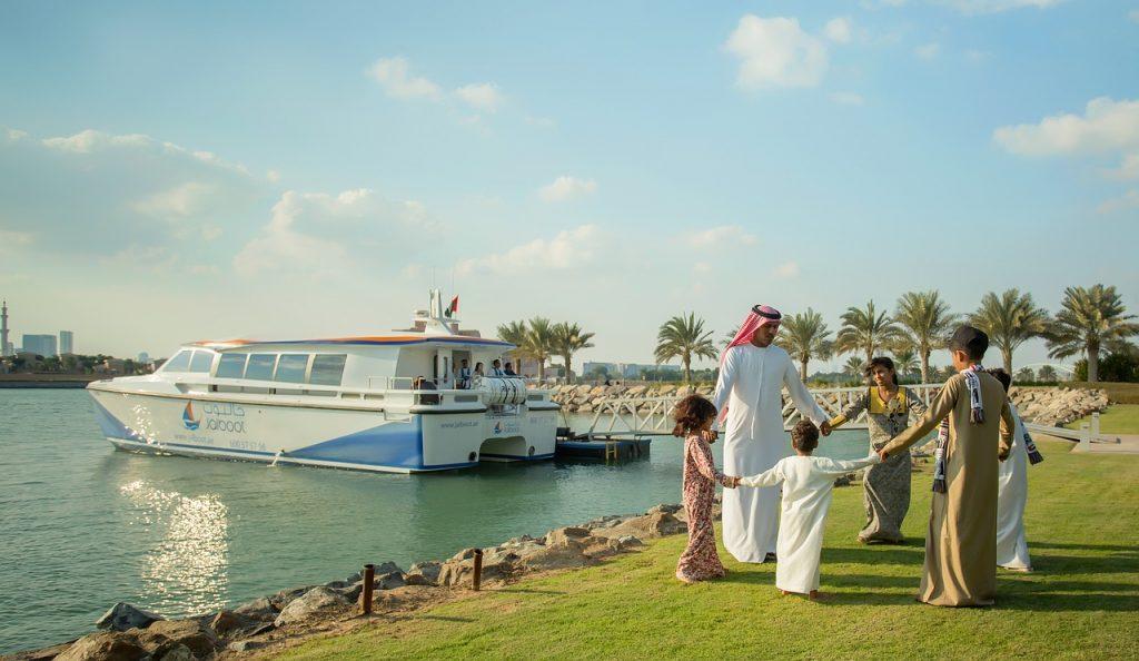 a family in Jeddah
