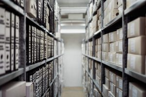 A well-organized storage that reminds us which are benefits of storage facilities in Riyadh