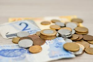 The money you will spend when moving overseas on short notice.