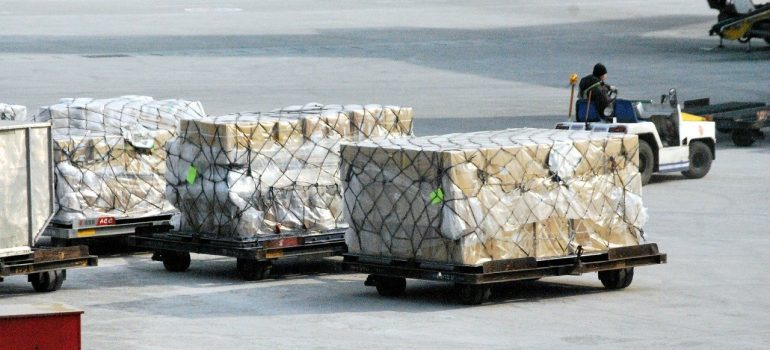 Cargo services in Saudi Arabia