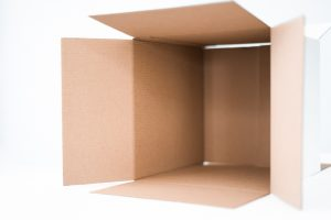 Use your leftover packing supplies for insulation