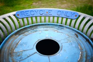 Recycle recyclables