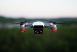 Storing fragile valuables such as drones needs to be done properly