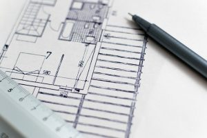 Home construction plan