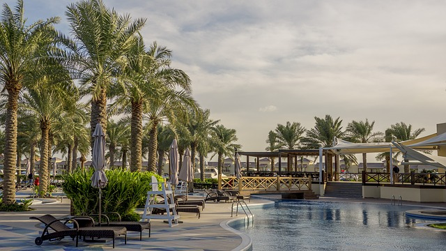 Resort in Bahrain