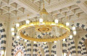 Mosque indoors