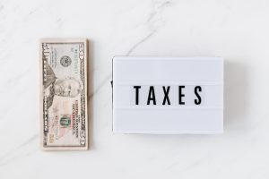 Dollars and word taxes