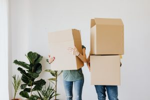 Why is it better to hire packing services instead of bringing your own boxes