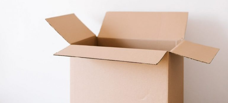 Packing boxes should be sturdy and durable.
