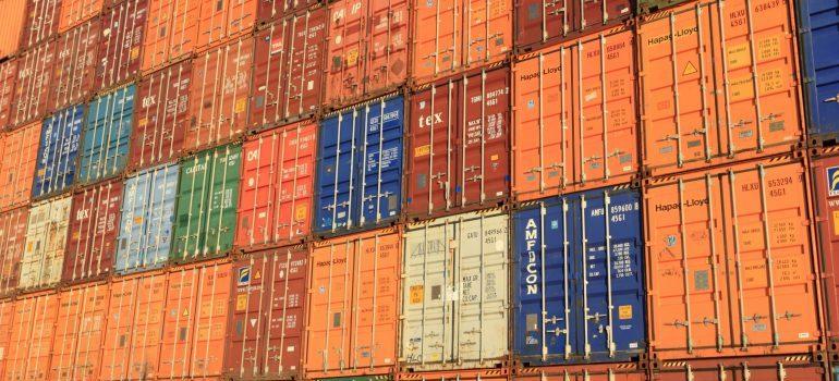 Logistic companies provide warehouse facilities.