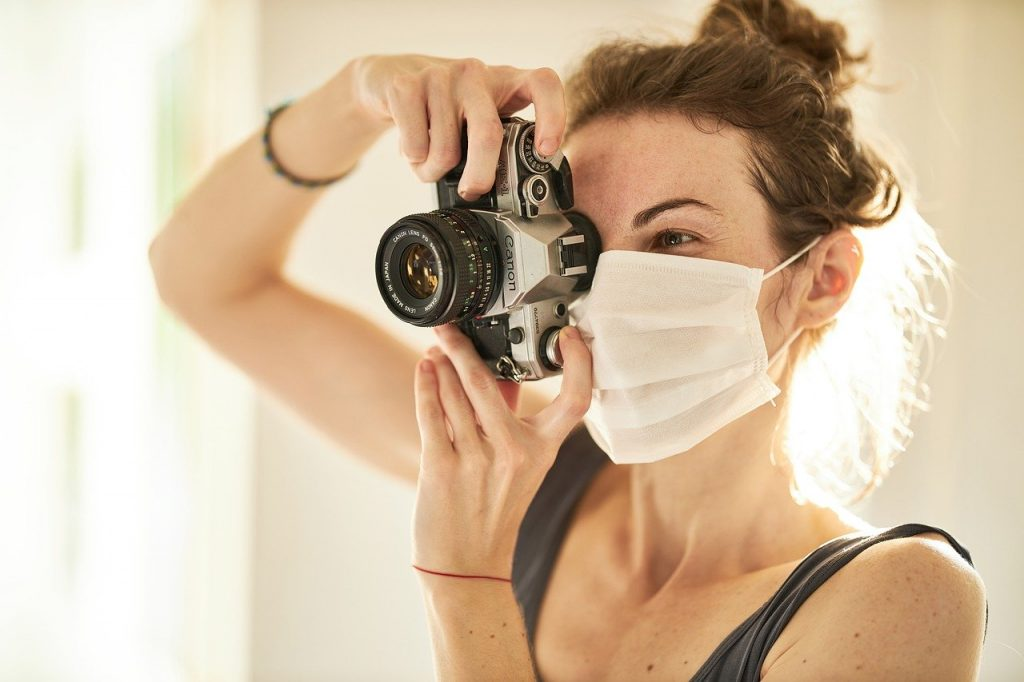 photographer - will the coronavirus impact your client income