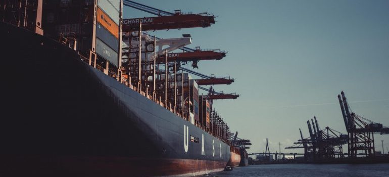 Ocean freight is the cheapest mode of transport.