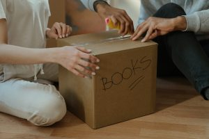 boxes - adapt to a warmer climate after a relocation