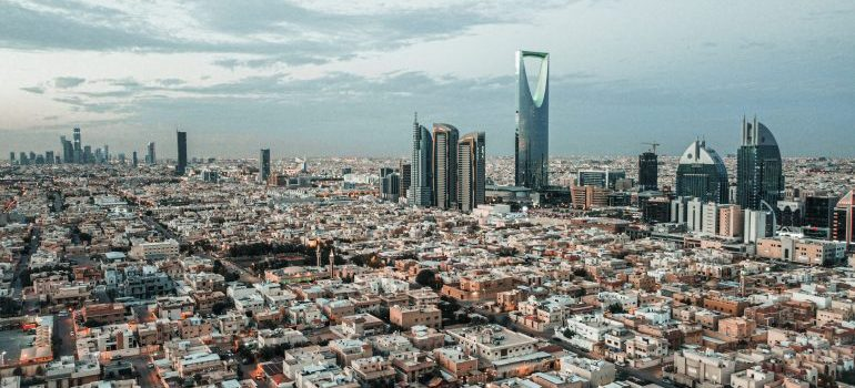 Capital of KSA Riyahd
