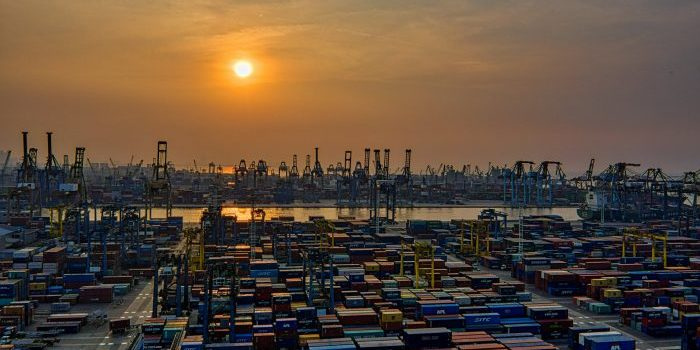 There are many ways to explain how the shipping industry has adapted to the new world