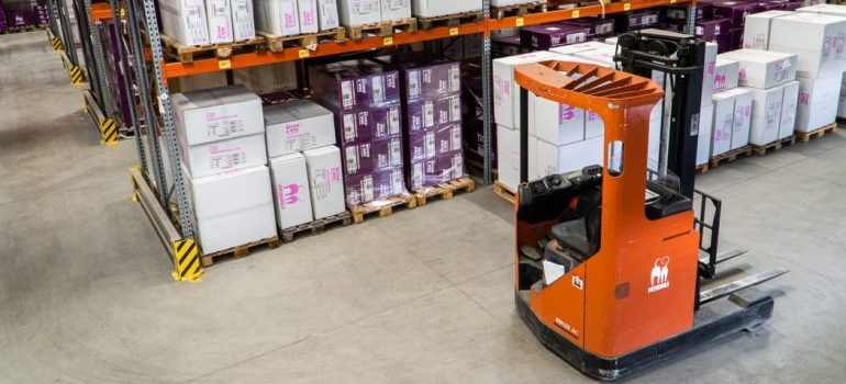 Professional warehouse units