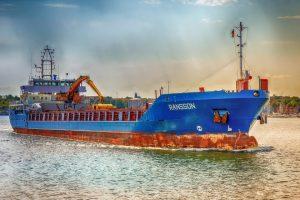 ship freighter